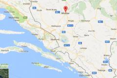 mostar map
